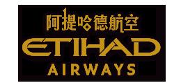 阿提哈德航空台灣官網首頁